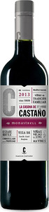 La Casona De Castano Old Vines Monastrell 2013, Do Yecla Bottle