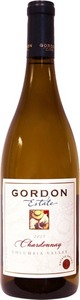 Gordon Estate Chardonnay 2013, Columbia Valley Bottle