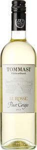 Tommasi Le Rosse Pinot Grigio 2014, Igt Delle Venezie Bottle