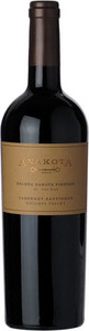 Anakota Helena Dakota Vineyard Cabernet Sauvignon 2009, Knights Valley, Sonoma County, California Bottle