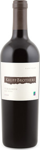 Krupp Brothers Veraison Red Stagecoach Vineyard 2008, Napa Valley Bottle