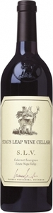 Stag's Leap Wine Cellars S.L.V. Cabernet Sauvignon 2012, Napa Valley Bottle
