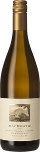 Macrostie Wildcat Mountain Vineyard Chardonnay 2012, Sonoma Coast Bottle