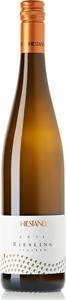 Hiestand Riesling Trocken 2013, Qualitätswein Bottle
