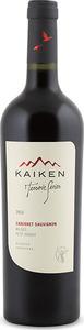 Kaiken Terroir Series Cabernet Sauvignon 2013, Mendoza Bottle