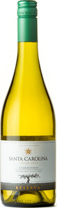 Santa Carolina Chardonnay Reserva 2015, Leyda Valley Bottle