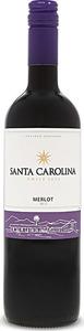 Santa Carolina Merlot 2015 Bottle