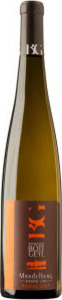 Bott Geyl Riesling Grand Cru Mandelberg 2010 Bottle