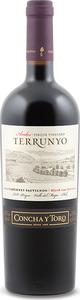 Concha Y Toro Terrunyo Andes Pirque Vineyard Cabernet Sauvignon 2012, Las Terrazas Block, Pirque Vineyard, Maipo Valley Bottle