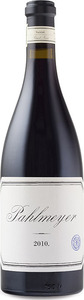 Pahlmeyer Pinot Noir 2012, Sonoma Coast Bottle