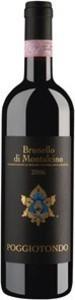 Poggiotondo Brunello Di Montalcino 2010, Docg Bottle
