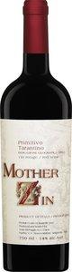 Mother Zin Primitivo 2012, Igt Tarantino Bottle