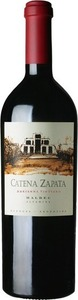 Catena Zapata Nicasia Vineyard Malbec 2011, La Consulta, Uco Valley, Mendoza Bottle