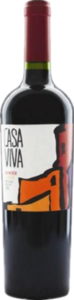 Casa Viva Carmenere Reserva 2013, Rapel Valley Bottle