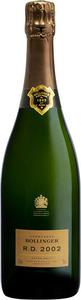 Bollinger R.D. Extra Brut 2002 Bottle