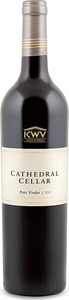 Cathedral Cellar Petit Verdot 2013, Wo Western Cape Bottle