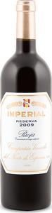 Cvne Imperial Reserva 2009, Doca Rioja Bottle
