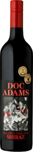 Doc Adams Shiraz 2012, Mclaren Vale Bottle