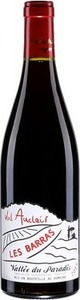 Domaine Val Auclair Les Barras 2013 Bottle