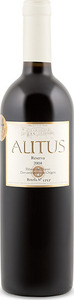 Balbas Alitus Reserva 2004, Do Ribera Del Duero Bottle
