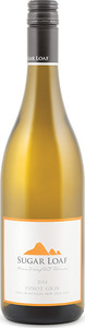Sugar Loaf Pinot Gris 2014, Marlborough, South Island Bottle