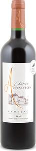 Château Arnauton 2010, Ac Fronsac Bottle