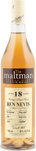 Ben Nevis The Maltman 18 Year Old Scotch Whisky (700ml) Bottle