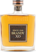 Mazzetti D'altavilla 20 Year Old Xo Brandy, Product Of Italy (700ml) Bottle
