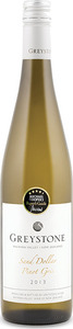 Greystone Sand Dollar Pinot Gris 2013, Waipara Valley, South Island Bottle