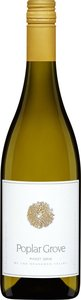 Poplar Grove Pinot Gris 2012, BC VQA Okanagan Valley Bottle