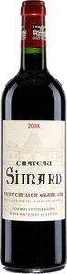 Château Simard 2009 Bottle