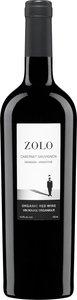Zolo Cabernet Sauvignon 2014 Bottle