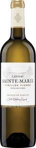 Château Sainte Marie Vieilles Vignes Entre Deux Mers 2014, Ac Bottle