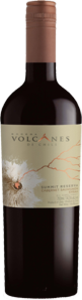 Bodegas Volcanes De Chile Summit Reserva Cabernet Syrah 2014 Bottle