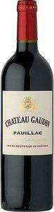 Château Gaudin 2012, Ac Pauillac Bottle