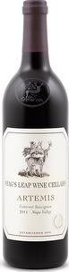 Stag's Leap Wine Cellars Artemis Cabernet Sauvignon 2012, Napa Valley Bottle
