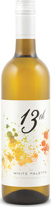 13th Street White Palette 2013, VQA Niagara Peninsula Bottle