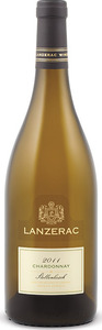 Lanzerac Chardonnay 2013, Wo Stellenbosch Bottle