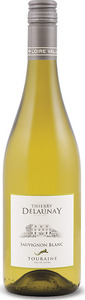 Thierry Delaunay Sauvignon Blanc Touraine 2014, Ac Bottle