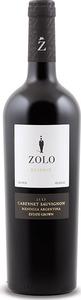Zolo Reserve Cabernet Sauvignon 2013, Mendoza Bottle