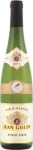 J. Geiler Médaillé Pinot Gris 2013, Ac Alsace Bottle