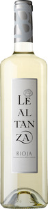 Lealtanza White 2014, Doca Rioja Bottle