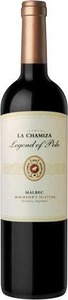 La Chamiza Legend Of Polo Malbec 2012, Mendoza Bottle