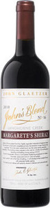 John Glaetzer John's Blend Margarete's No. 13 Shiraz 2010, Langhorne Creek, South Australia Bottle