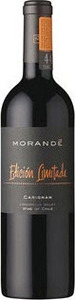 Morandé Edición Limitada Carignan 2011, Dry Farmed, Loncomilla Valley, Maule Bottle