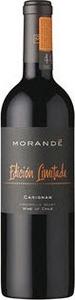 Morandé Edición Limitada Carignan 2011, Dry Farmed, Loncomilla Valley, Maule Bottle