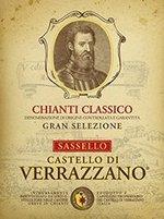 Sasello Gran Selezione Chianti Classico 2011 Bottle