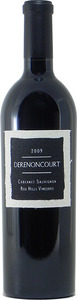 Derenoncourt Red Hills 2009 Bottle