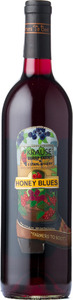 Krause Berry Farms And Estate Winery N/V Honey Blues, Fraser Valley Bottle