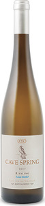 Cave Spring Csv Riesling 2013, Estate Bottled, Cave Spring Vineyard, VQA Beamsville Bench, Niagara Peninsula Bottle